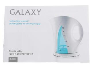 Электрочайник Galaxy GL 0101 белый