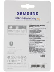 Память OTG USB Flash Samsung  128 ГБ