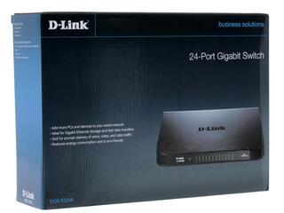 Коммутатор D-Link DGS-1024A