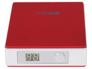 Портативный аккумулятор InterStep PB78002UR красный