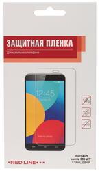 "4.7""  Пленка защитная для смартфона Microsoft Lumia 550"