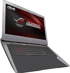 """17.3"""" Ноутбук ASUS ROG G752VL-GC082T серый"""