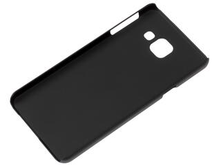 Накладка + защитная пленка  Deppa для смартфона Samsung Galaxy A3 (2016)