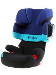Детское автокресло Cybex Solution X2-Fix синий