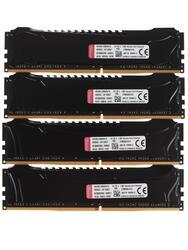 Оперативная память Kingston HyperX Savage [HX428C14SB2K4/16] 16 ГБ