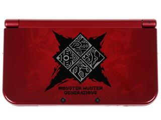 Портативная игровая консоль Nintendo NEW 3DS XL  + Monster Hunter Generations