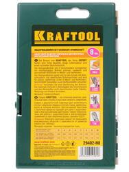 Набор сверл KRAFTOOL 29402-H8