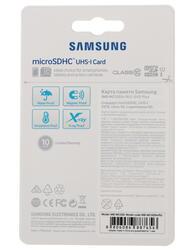 Карта памяти Samsung EVO Plus microSDHC 32 Гб
