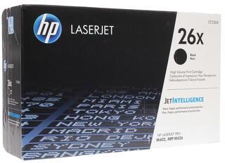 Картридж лазерный HP 26X (CF226X)