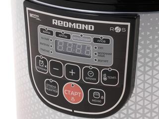 Мультиварка Redmond RMC-M222S серебристый