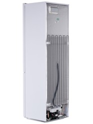 Холодильник с морозильником BEKO RCNK355K00W белый