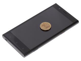"5"" Смартфон Highscreen Boost III 16 ГБ серый"