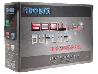 Блок питания Hipro 600W [HPC600W-Active]