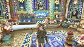 Игра для Wii U The Legend of Zelda: Twilight Princess HD