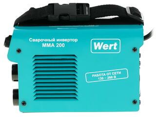 Сварочный аппарат Wert MMA 200