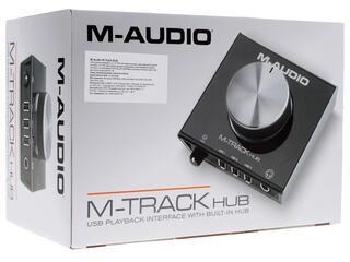 Внешняя звуковая карта M-Audio M-Track Hub