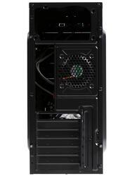 Корпус AeroCool V3X Blue Edition черный