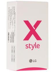"5"" Смартфон LG K200 X Style 16 ГБ черный"