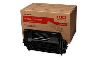 Картридж лазерный OKI B6200/6300