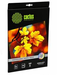 Фотобумага Cactus Prof CS-SGA426020