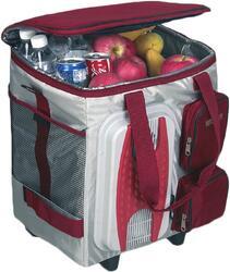 Сумка-холодильник Mystery MTH-40B серый