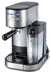Кофеварка Polaris PCM 1519AE Adore Capuccino серебристый