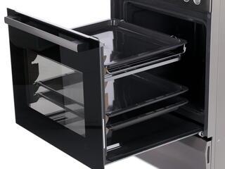 Электрическая плита BOSCH HCA 855850R серебристый
