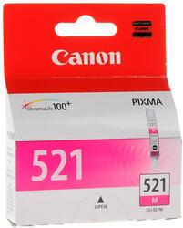 Картридж струйный Canon CLI-521M
