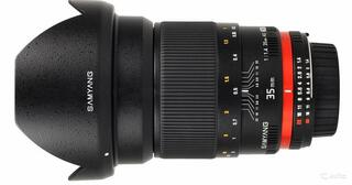 Объектив Samyang 35mm F1.4 ED AS UMC