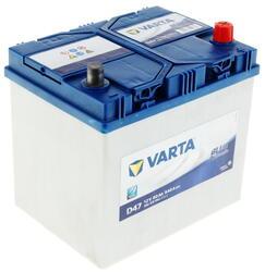 Автомобильный аккумулятор Varta Blue Dynamic D47