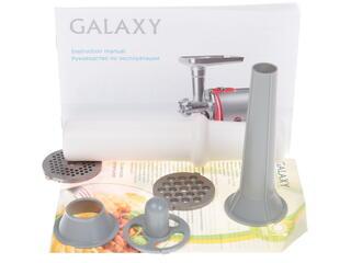 Мясорубка Galaxy GL2406 серебристый