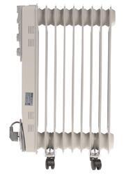 Масляный радиатор Mystery MH-9001 серый