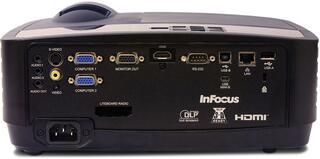 Проектор InFocus IN126STa черный