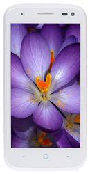 "4.5"" Смартфон ZTE Blade Q lux 3G 4 ГБ белый"