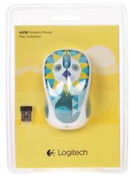 Мышь беспроводная Logitech M238 Lucas Lion