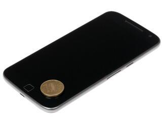 """5.5"""" Смартфон Moto G4 Plus 16 ГБ черный"""