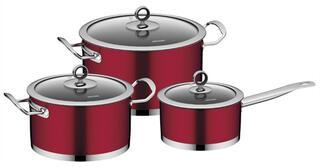 Набор посуды Nadoba 726518 Cervena