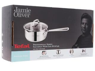Ковш Tefal Jamie Oliver E8742344 серебристый