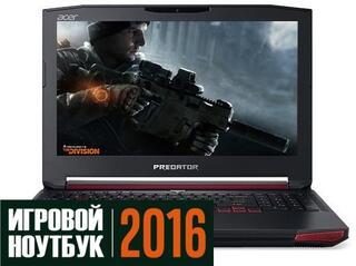 """15.6"""" Ноутбук Acer Predator 15 G9-592-73DA черный"""