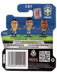 Фигурка коллекционная Soccerstarz - Brazil: Dani Alves