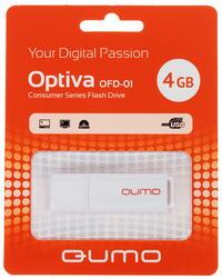 Память USB Flash Qumo Optiva 01 4 Гб