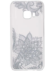 Накладка + защитная пленка  Deppa для смартфона HTC One M9