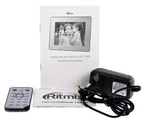 7'' Фоторамка Ritmix RDF-708D