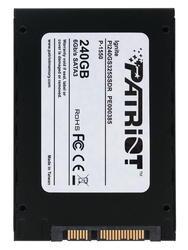 240 ГБ SSD-накопитель Patriot Ignite [PI240GS325SSDR]