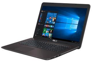 """17.3"""" Ноутбук ASUS X756UB-TY058T черный"""