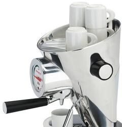 Кофеварка Bugatti DIVA 15-CR серебристый