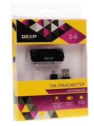 FM-трансмиттер DEXP D-6