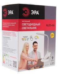Настольный светильник ЭРА NLED-454 черный