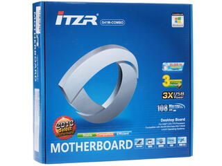 Материнская плата ITZR G41M-COMBO