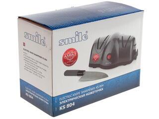 Ножеточка Smile KS 804 черный